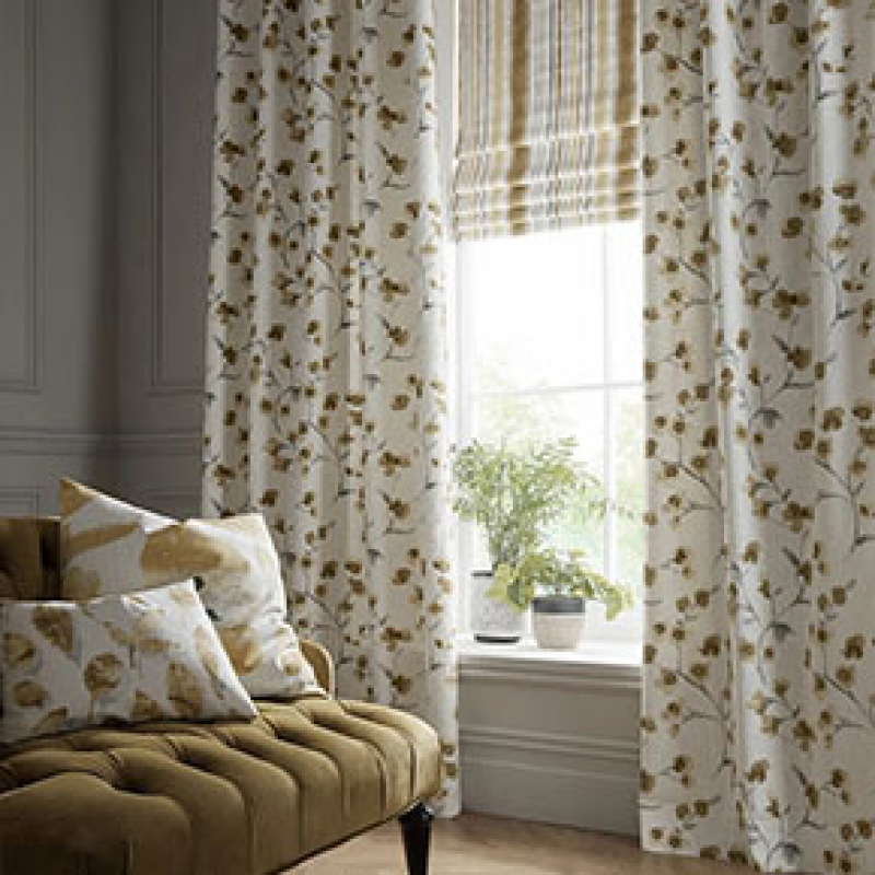 Fryetts Made To Measure Curtains Como