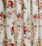 Kath Kidston Garden Rose Lined Ready Made Curtains