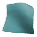 Clake & Clarke's Made To Measure Roman Blinds Boston Aqua Swatch