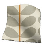 Made To Measure Curtains Orla Kiely Two Colour Stem Warm Grey