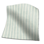 Made To Measure Curtains Pencil Stripe Duckegg