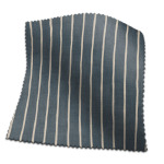 Made To Measure Curtains Pencil Stripe Midnight