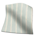 Made To Measure Curtains Rowing Stripe Duckegg