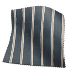 Made To Measure Curtains Rowing Stripe Midnight