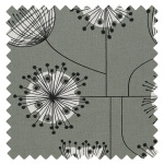 Made To Measure Roman Blind Dandelion Mobile French Grey