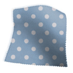 Button Spot Blue Swatch