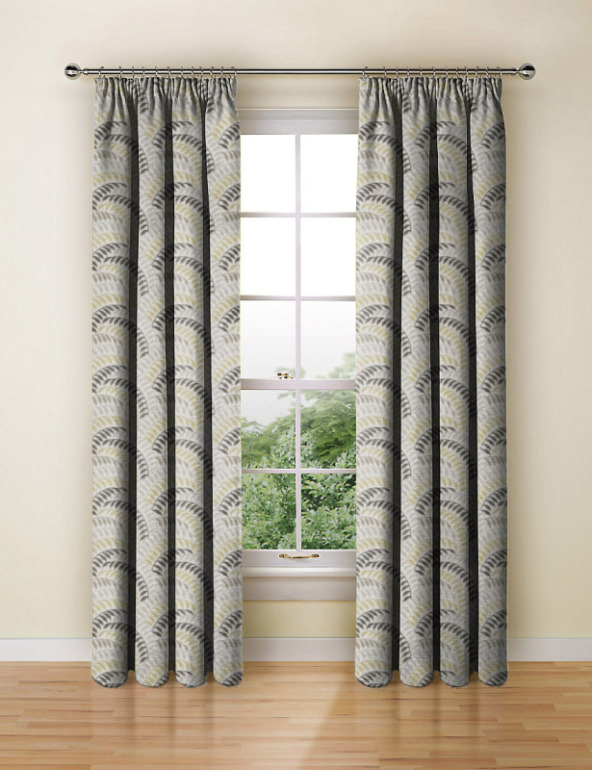 Made To Measure Curtains Cavallo Ochre