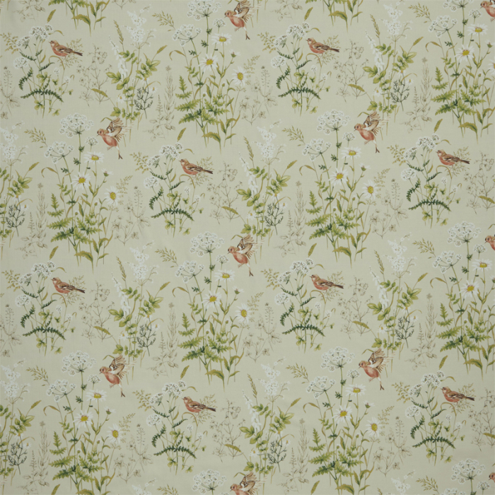 Made To Measure Curtains Forever Spring Coral Flat Image
