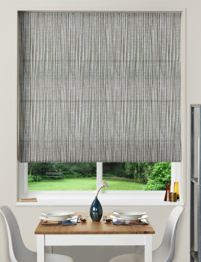 Made To Measure Roman Blind Pisa Taupe
