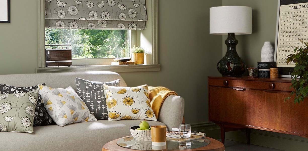 MissPrint Fabrics for Curtains and Blinds
