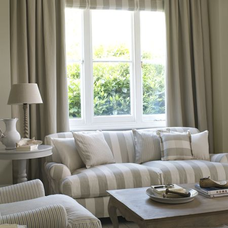 Country Linens Curtain Collection.