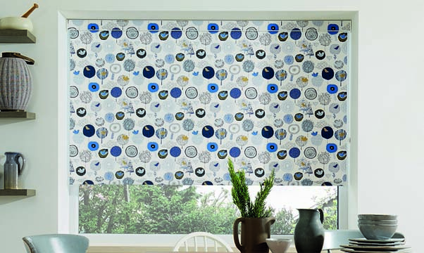 Made To Measure Roller Blinds Thumbnail